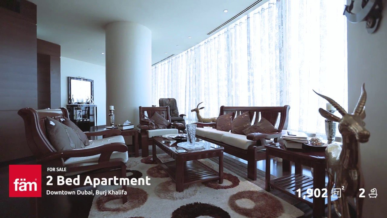 Best Luxurious 2 Bedroom Apartment For Sale At Burj Khalifa With Pictures