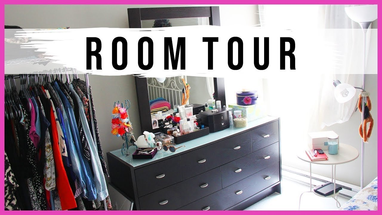 Best Small Bedroom Room Tour Storage Ideas Alexa Likes With Pictures