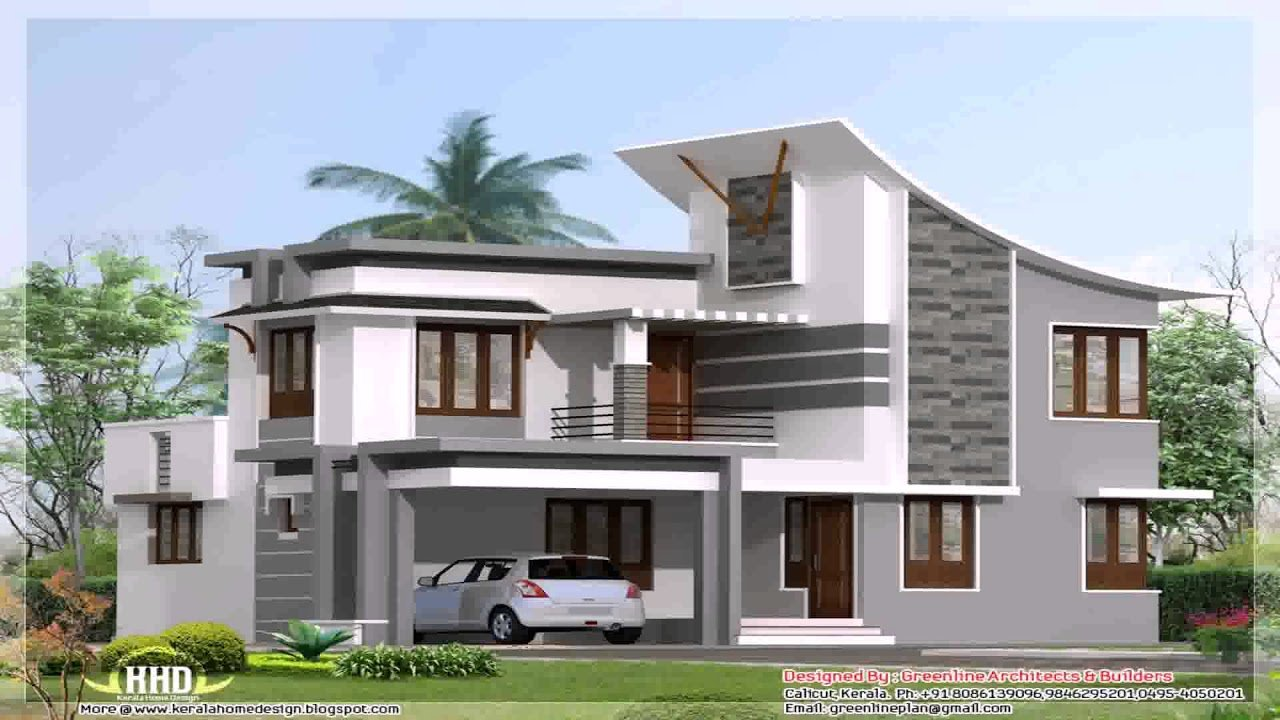 Best Low Budget Modern 3 Bedroom House Design Floor Plan Youtube With Pictures