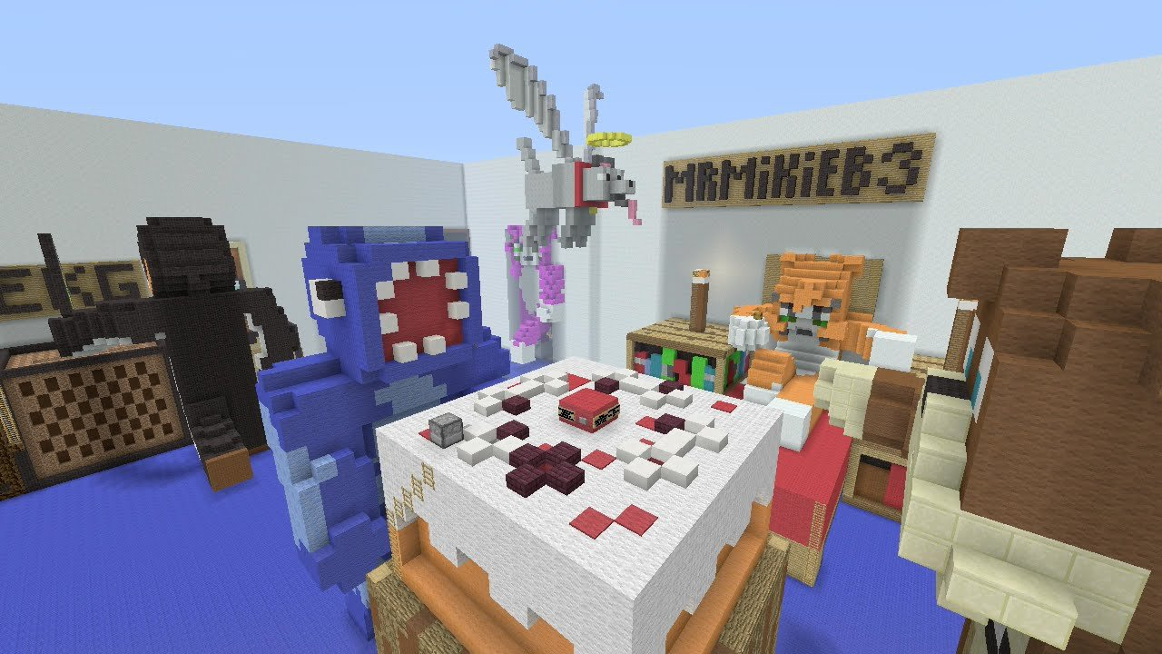 Best Minecraft Xbox Stampy S Bedroom Hunger Games No Weapon With Pictures