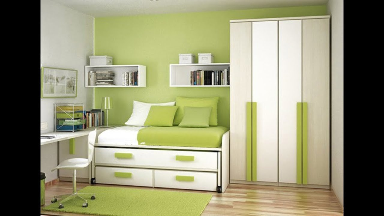 Best Tiny Bedroom With Ikea Furniture Decorating Ideas Youtube With Pictures