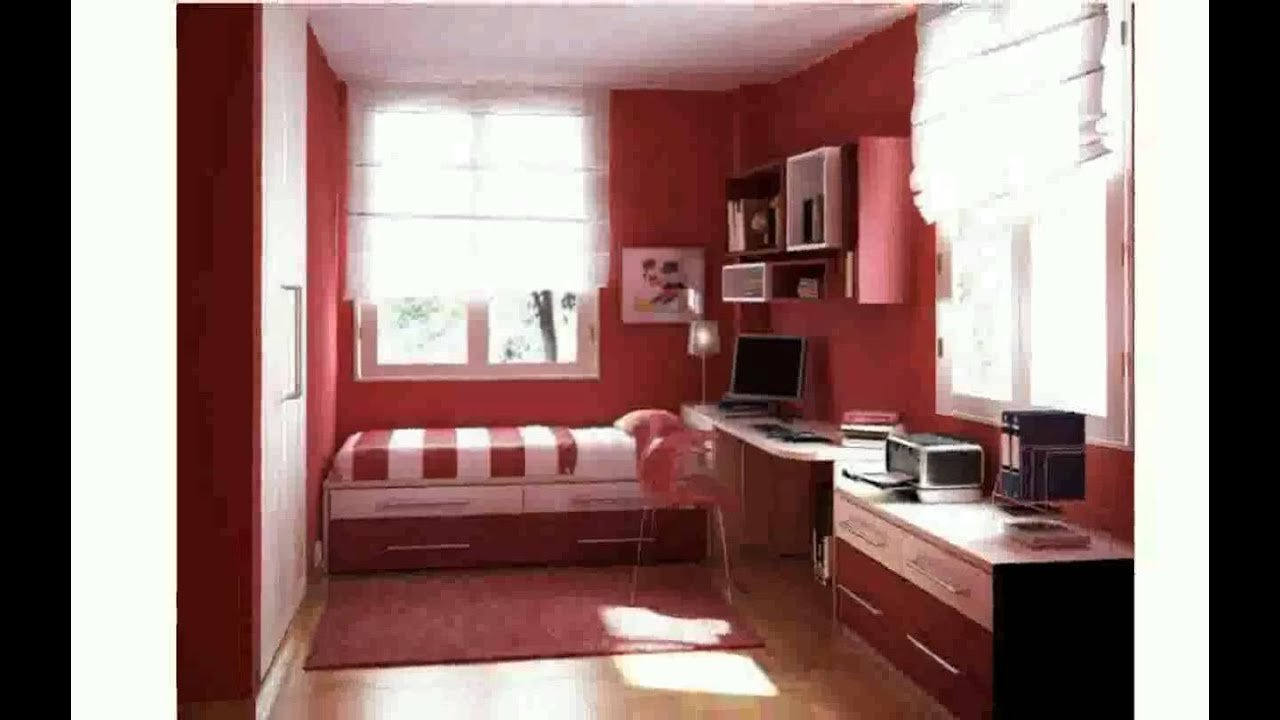 Best Very Small Bedroom Design Ideas Youtube With Pictures