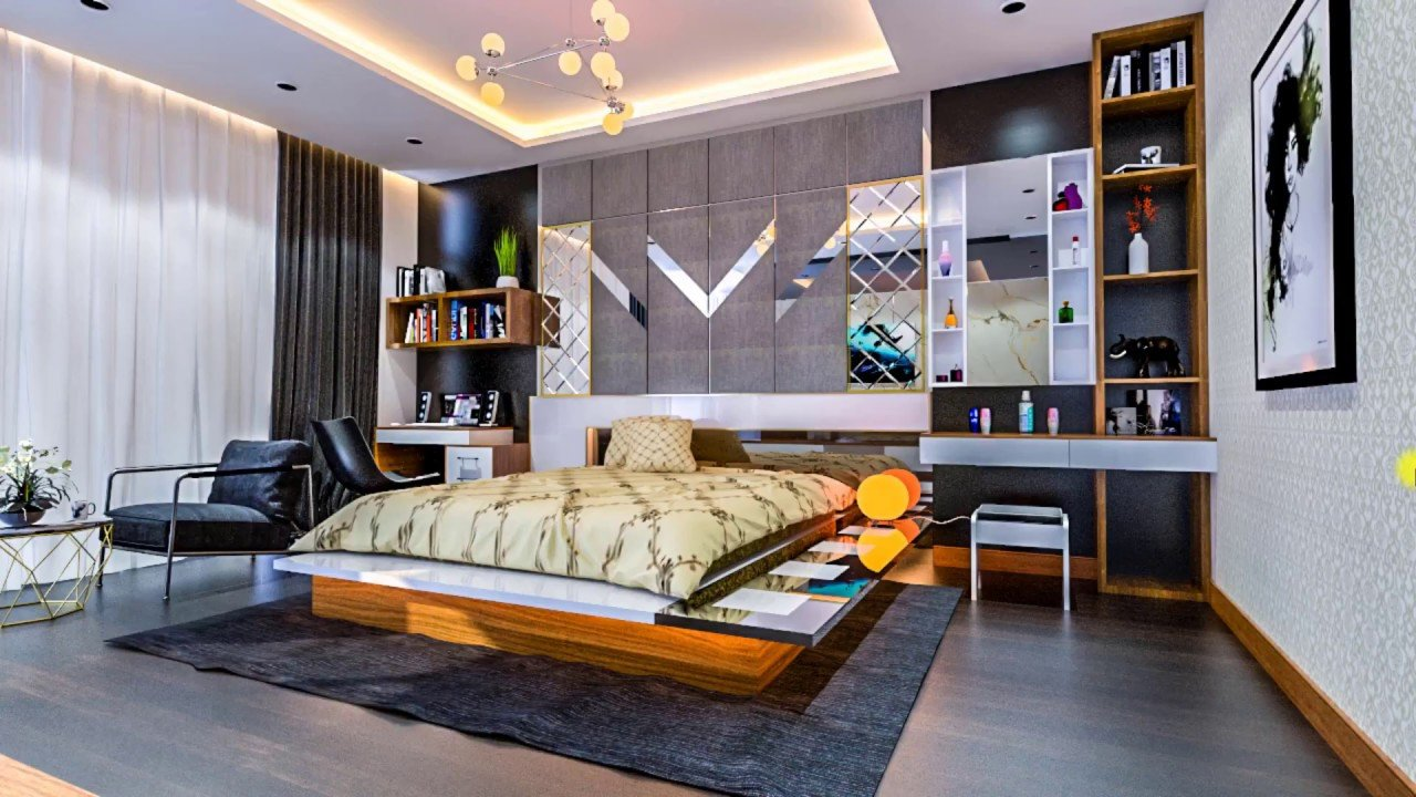 Best Vray Render Nice Bedroom 012 Render With Vray 3 4 For With Pictures