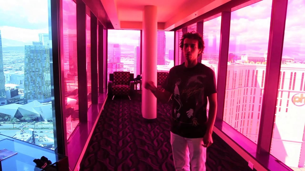 Best Craziest Suite In Vegas Tour Youtube With Pictures
