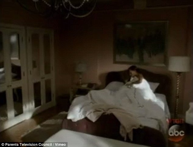 Best Kerry Washington S S*X Scene In Scandal Slammed As It Airs With Pictures