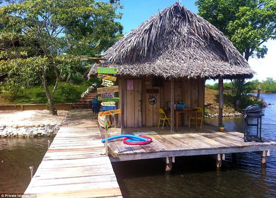 Best Own Your Own Private Island Oasis Off Panama In The With Pictures