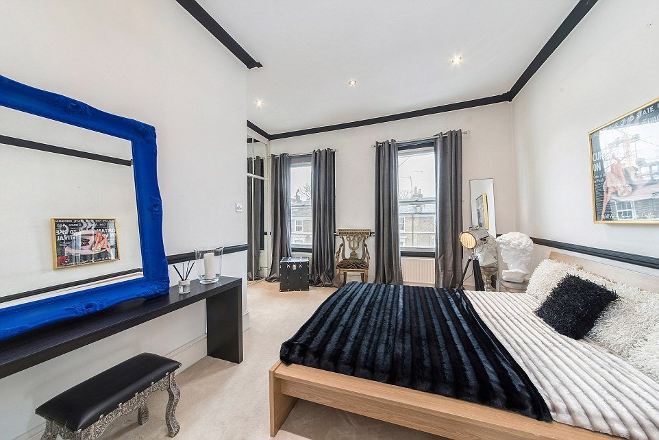 Best S*X Pistol Johnny Rotten S Former Chelsea Home Is Up For Let For £1 295 A Week Daily Mail Online With Pictures
