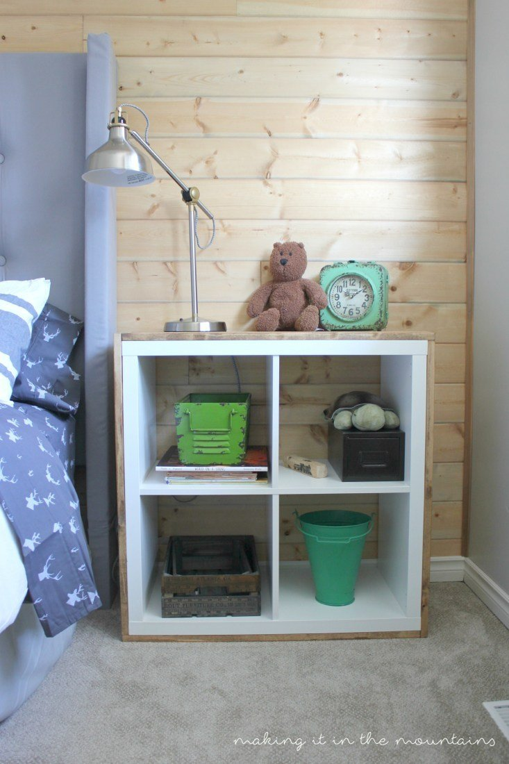 Best 35 Diy Ikea Kallax Shelves Hacks You Could Try Shelterness With Pictures