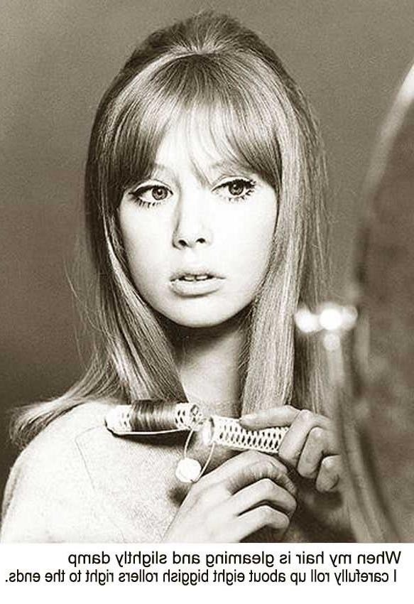 Free 20 Collection Of 1960S Long Hairstyles Wallpaper