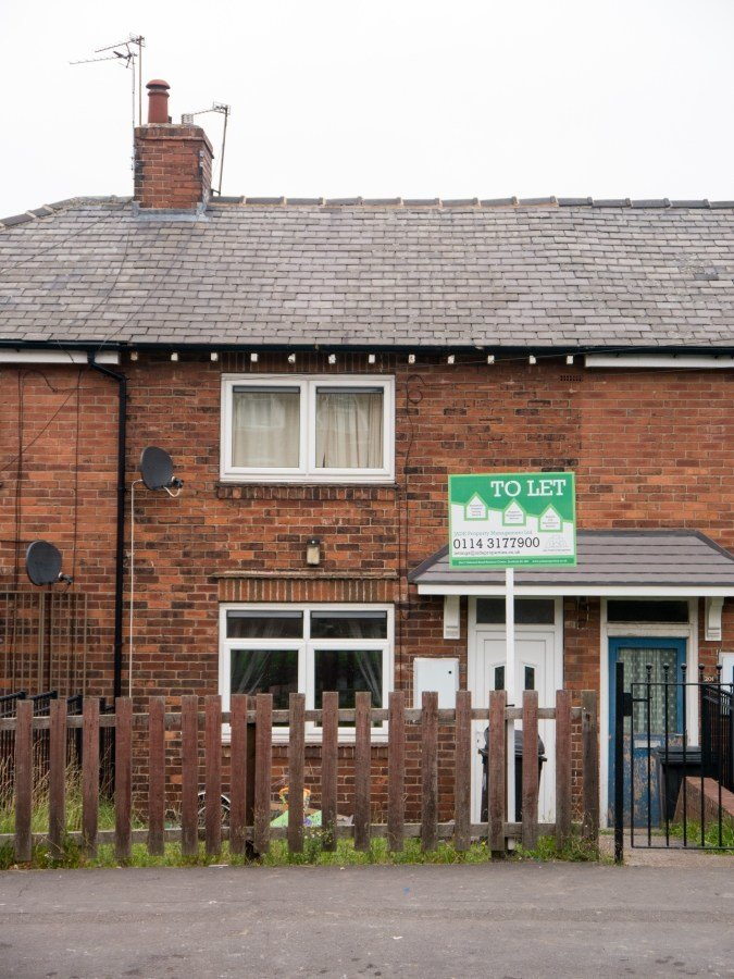 Best 2 Bedroom House For Rent Wybourn Sheffield With Pictures