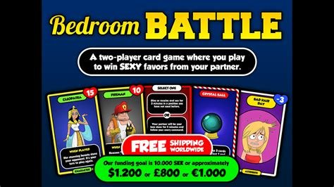 Best Bedroom Battle The S*X Game For Couples By Tingletouch With Pictures