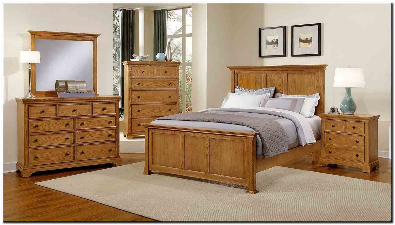 Best White Oak Bedroom Furniture Sets – Bedroom Ideas With Pictures