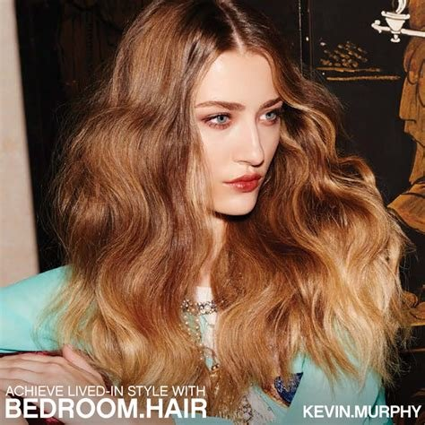 Best Achieve Lived In Style With Bedroom Hair Bangstyle With Pictures