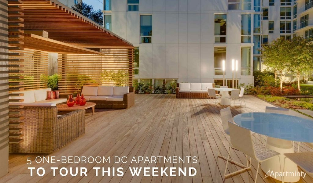 Best 5 One Bedroom Dc Apartments To Tour This Weekend Apartminty With Pictures