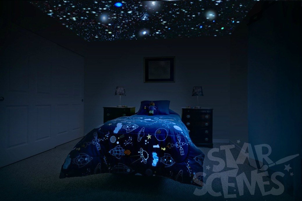 Best Glowing Stars For Kids Bedroom And Nursery Room By With Pictures