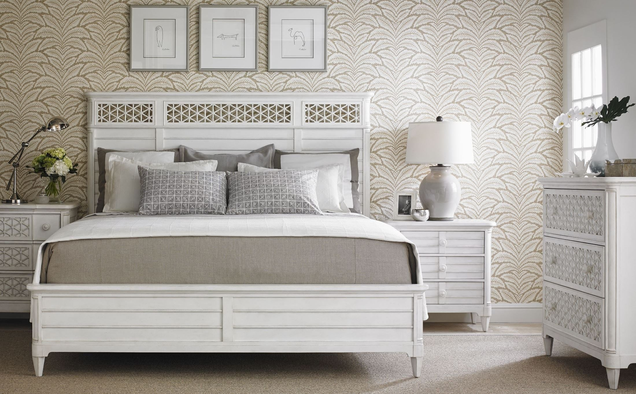 Best Coastal Living Parchment Cypress Grove Wood Panel Bedroom With Pictures