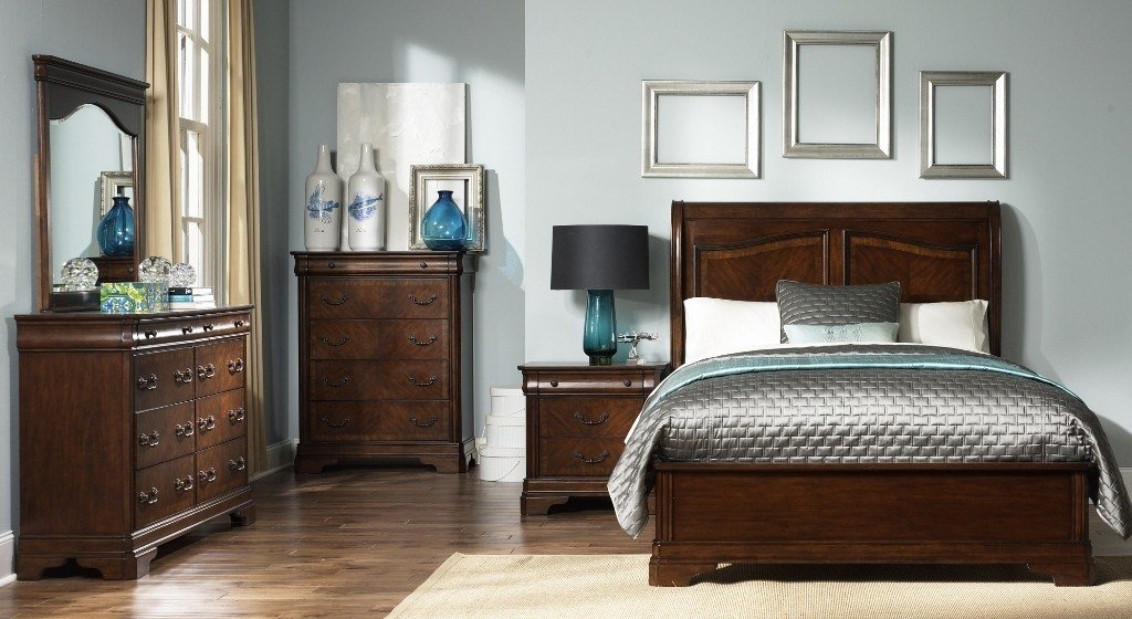 Best Alexandria Bedroom Set From Liberty 722 Br Qsl Coleman With Pictures
