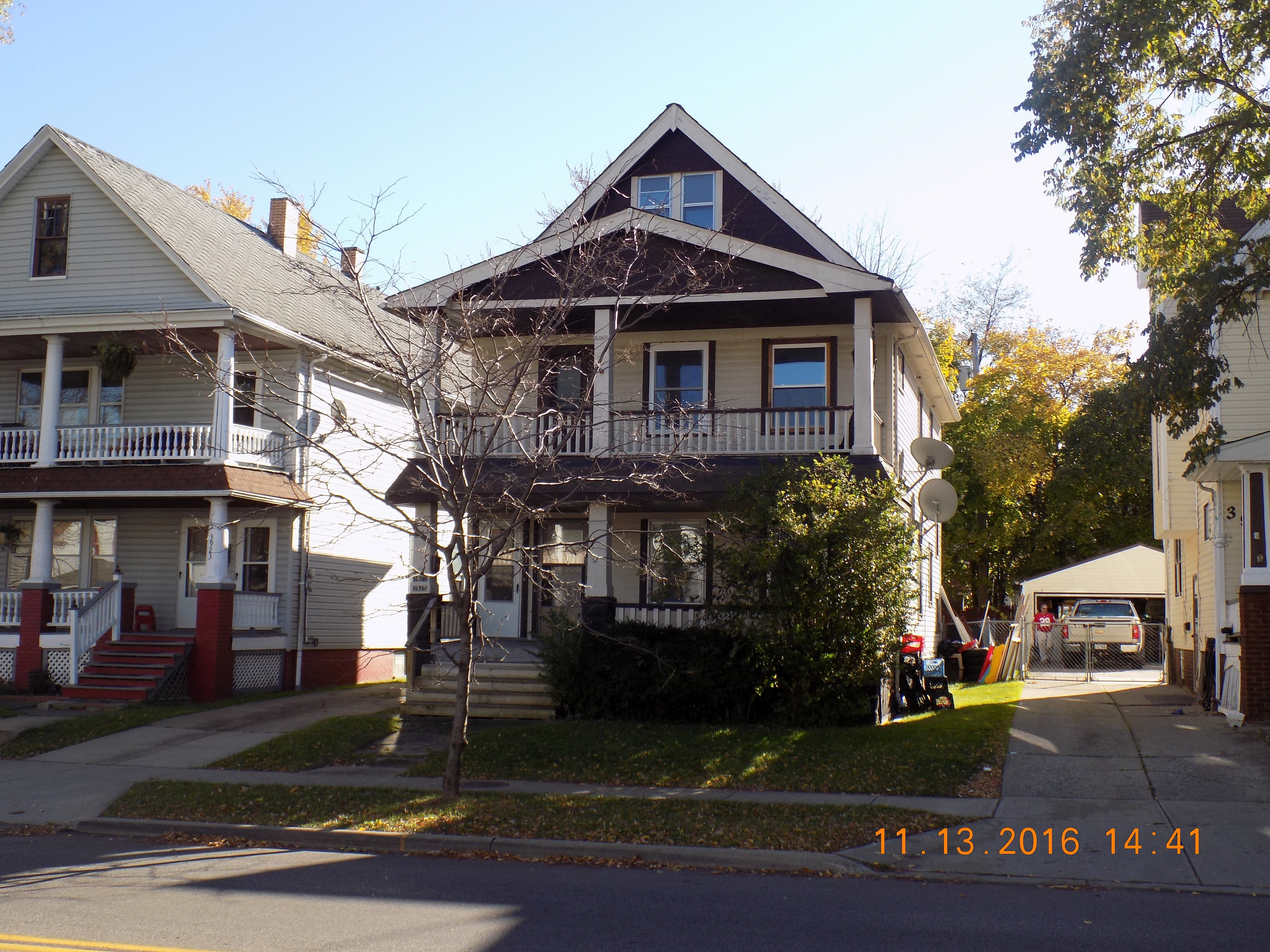 Best 4527 W 30Th St Cleveland Oh 44109 2 Bedroom Apartment For Rent Padmapper With Pictures