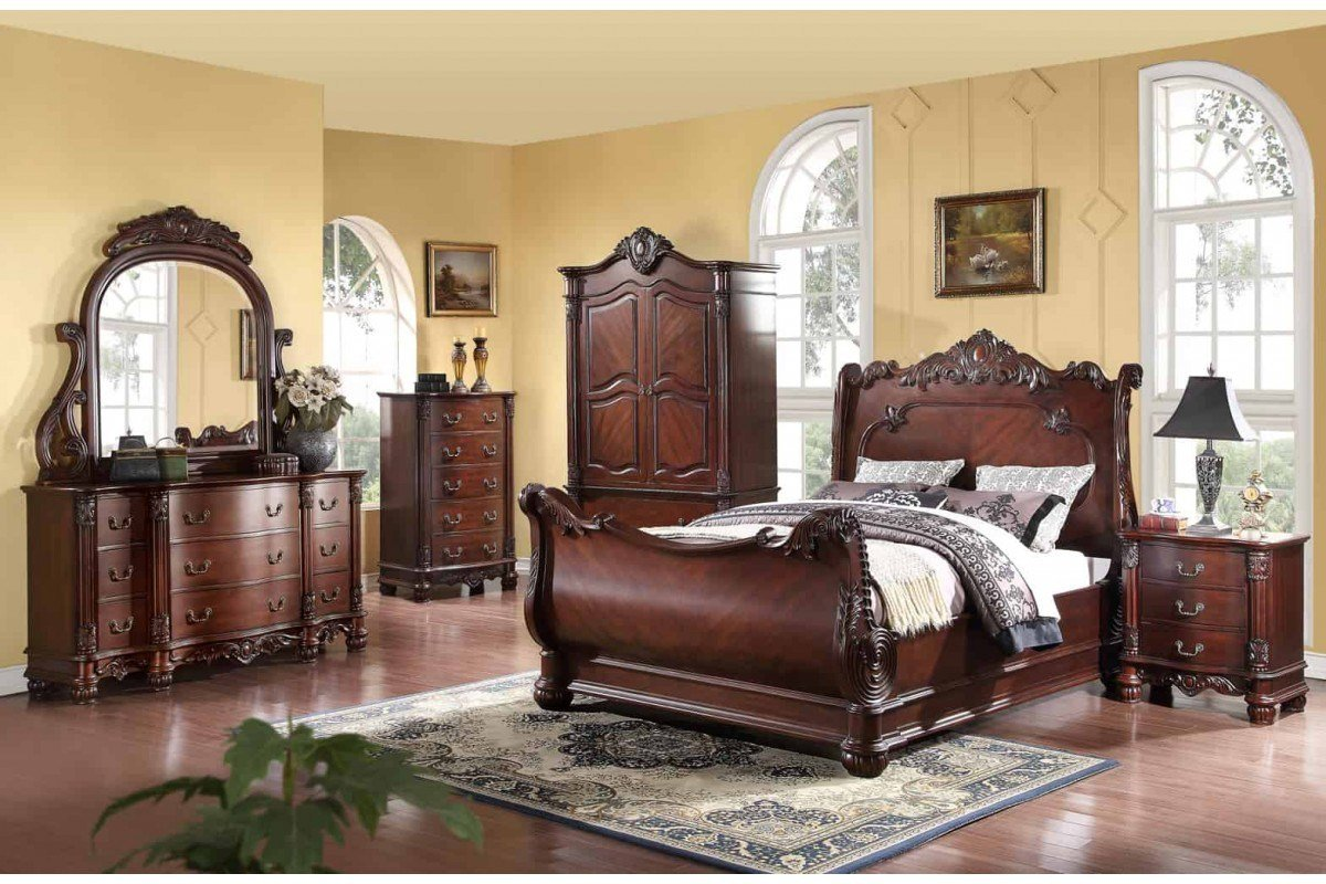 Best Bedroom Sets Regal Queen Size Bedroom Set With Pictures