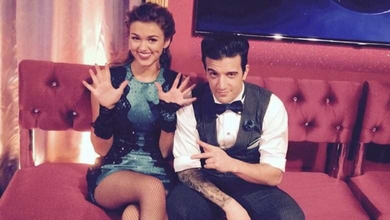 Best Sadie Robertson Mark Ballas Dwts Dancing With The With Pictures