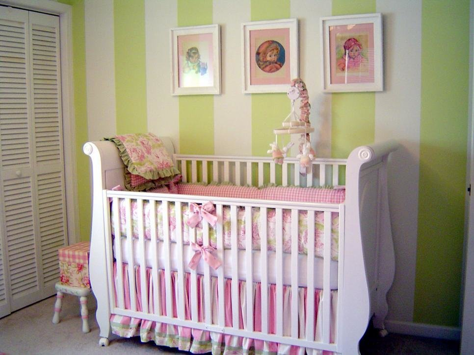 Best Colors For A Girl S Nursery Pictures Options Ideas Hgtv With Pictures
