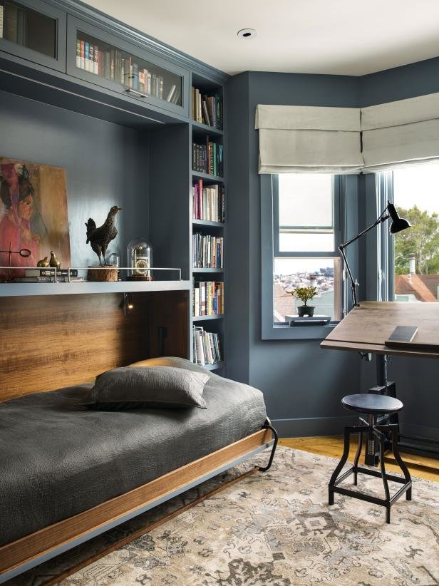 Best 16 Multifunctional Guest Bedroom Ideas Room Makeovers To With Pictures