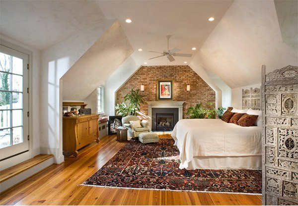 Best 15 Bedrooms With Exposed Brick Walls Home Design Lover With Pictures