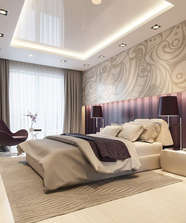 Best 20 Master Bedrooms With Purple Accents Home Design Lover With Pictures