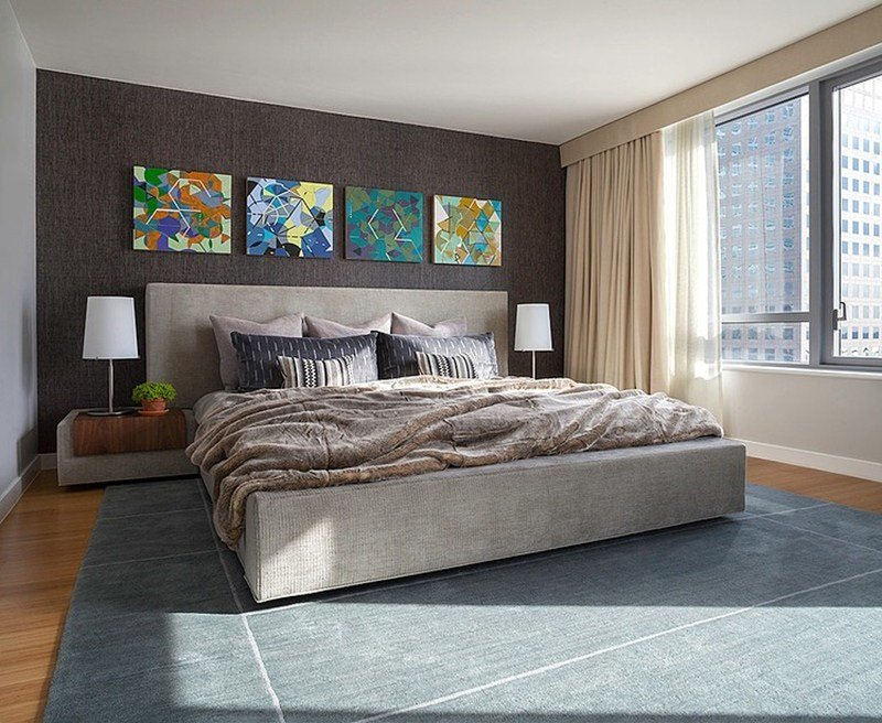 Best 22 Bachelor S Pad Bedrooms For Young Energetic Men Home With Pictures