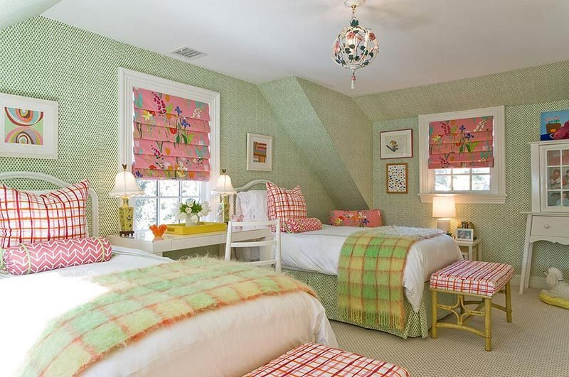 Best 20 Fun Pink And Green Bedroom Designs Home Design Lover With Pictures