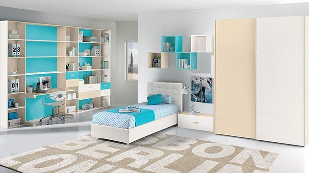 Best 25 Modern Kids Bedroom Designs Perfect For Both Girls And With Pictures