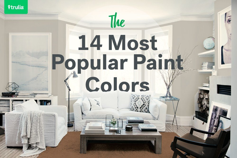 Best The 14 Most Popular Paint Colors They Make A Room Look Bigger With Pictures