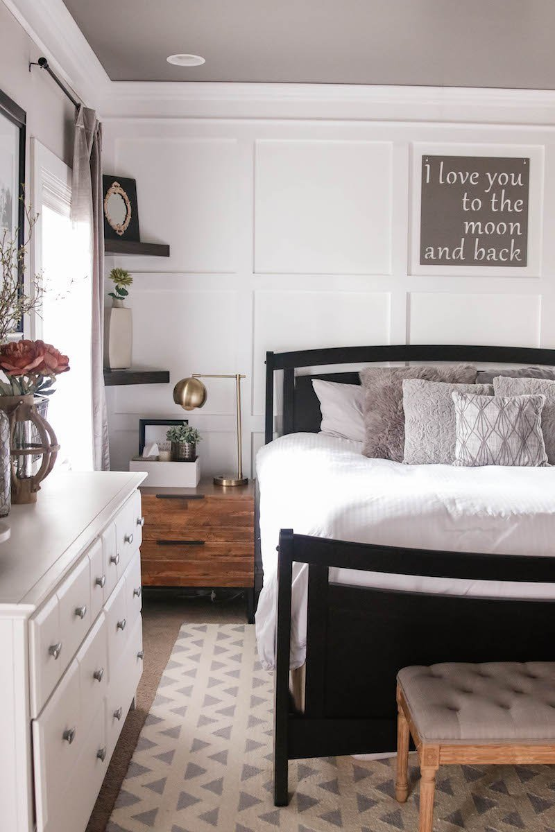 Best Fixer Upper Style Master Bedroom With Pictures