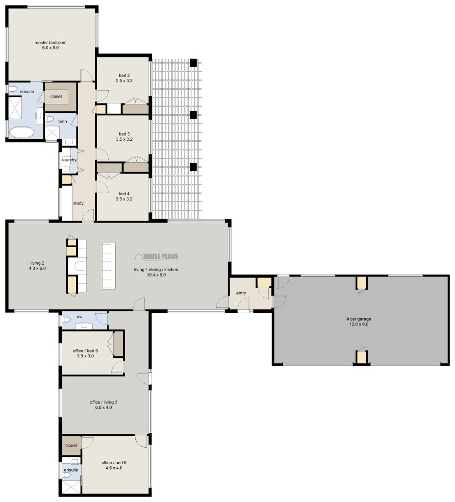 Best Zen Lifestyle 1 6 Bedroom House Plans New Zealand Ltd With Pictures