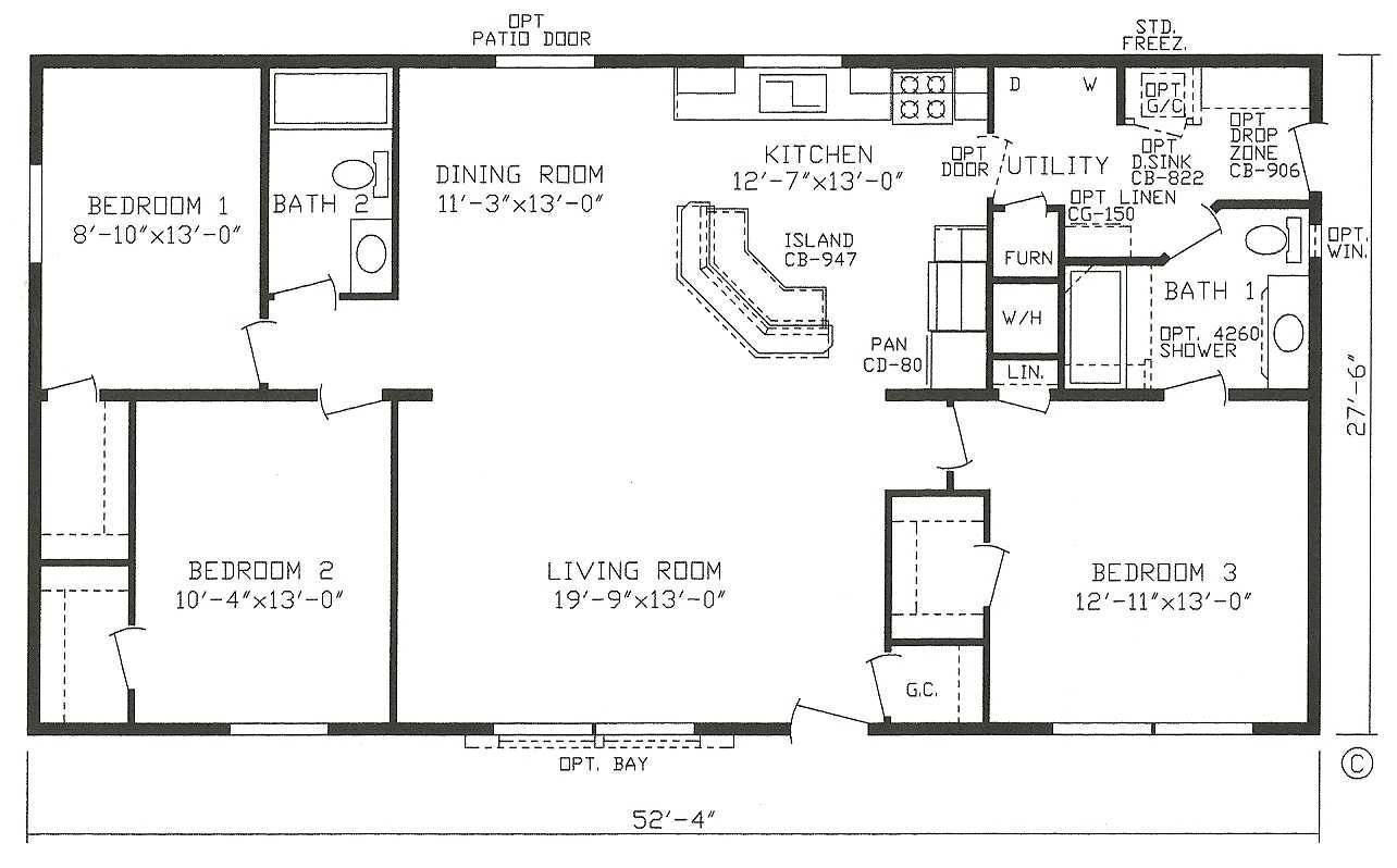 Best 48 Greatest Pictures Of Single Wide Mobile Home Floor With Pictures