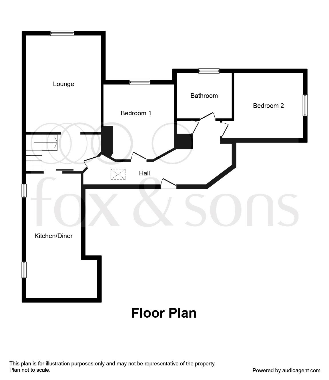 Best 2 Bedroom Flat For Sale 44517019 Primelocation With Pictures