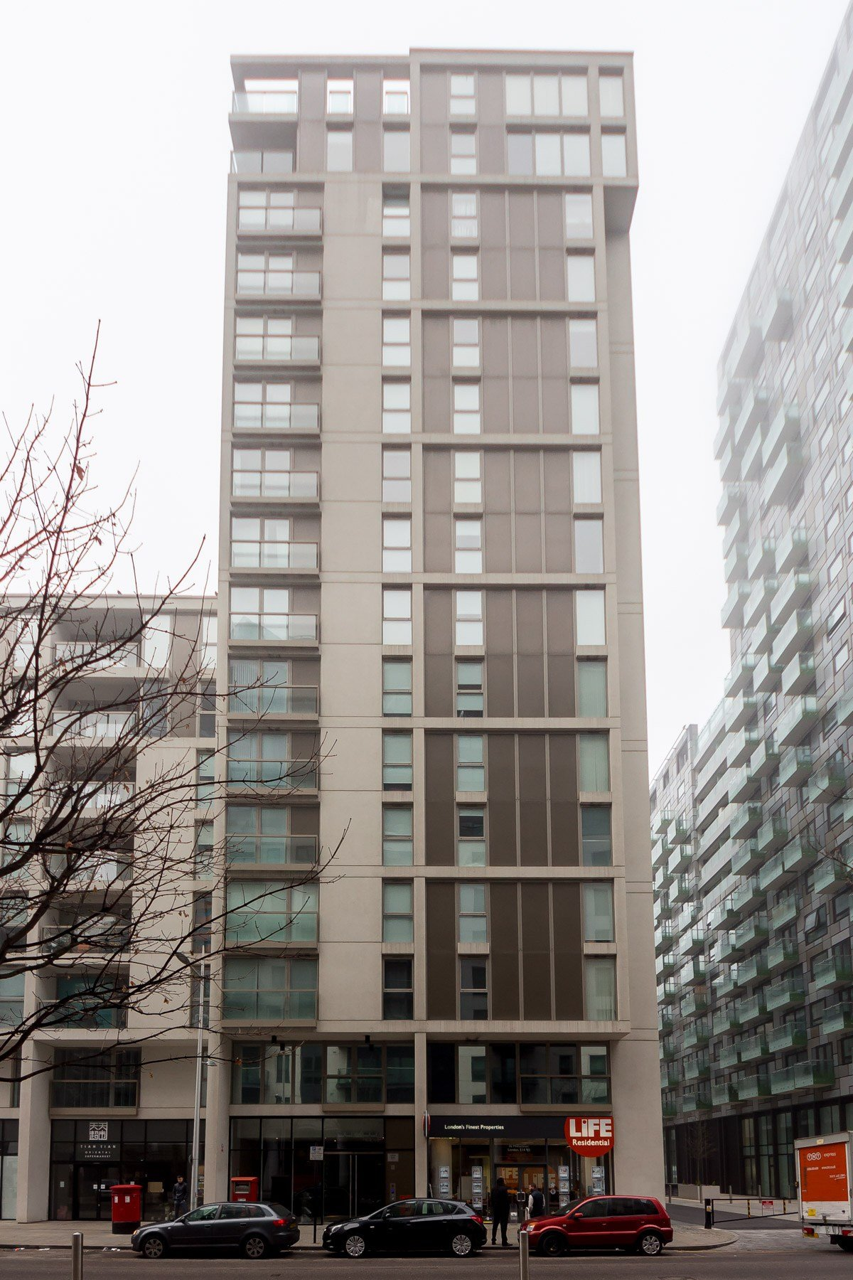 Best 1 Bedroom Flat To Rent In Millharbour Canary Wharf E14 With Pictures