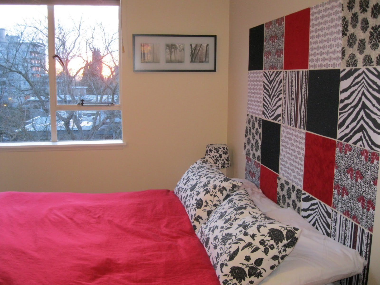 Best The Uncreative Girl Diy Headboard With Pictures