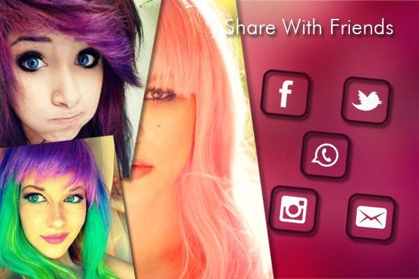 Free Change Hair And Eye Color Android Apps On Google Play Wallpaper