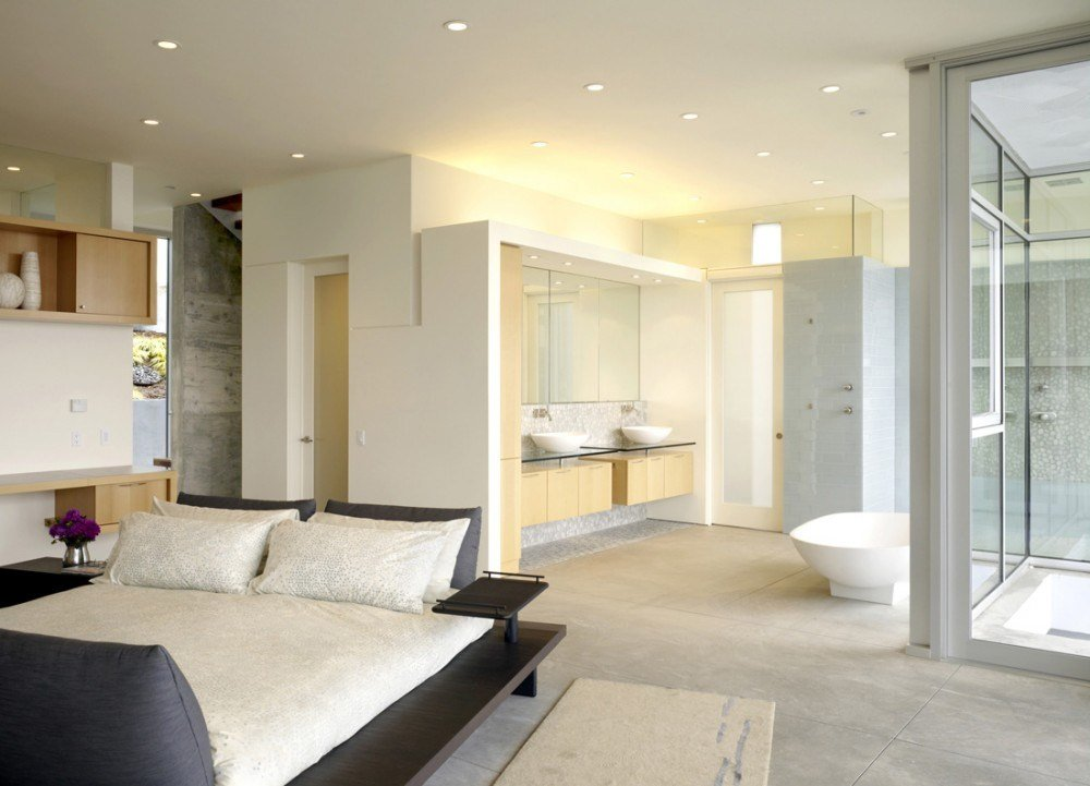 Best Open Bathroom Concept For Master Bedrooms With Pictures