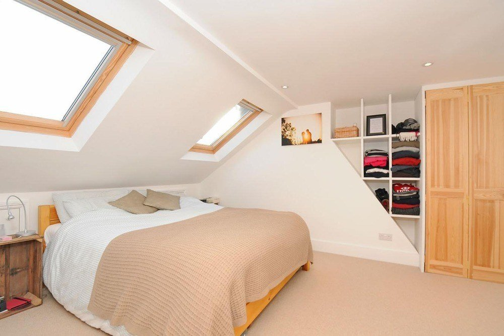 Best Loft Conversion 2 Bedroom 1 Bathroom In Maisonette With Pictures