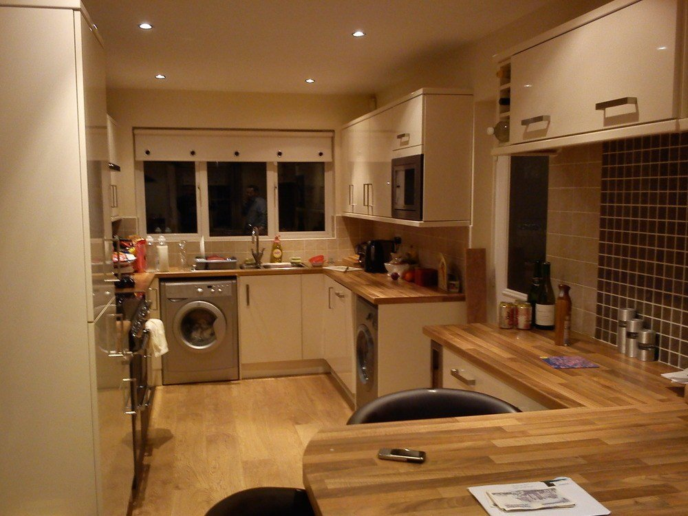 Best Mcdonald Installations 100 Feedback Kitchen Fitter In With Pictures