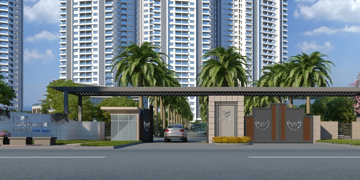 Best Phoenix One Bangalore West 3 4 Bhk Apartment Rajajinagar With Pictures