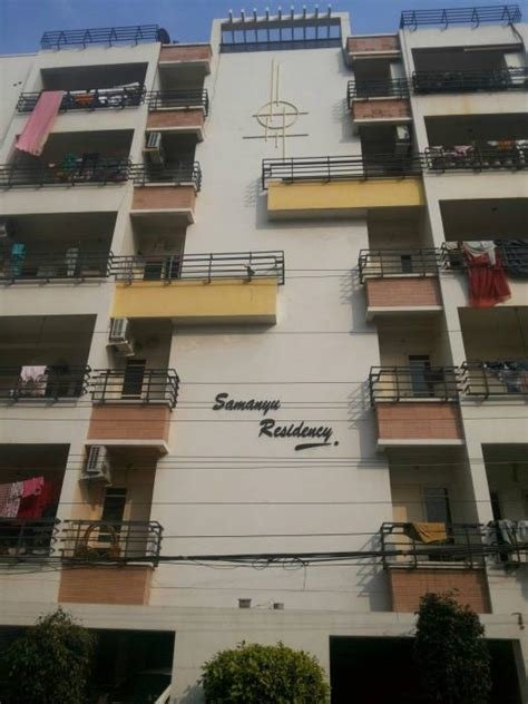 Best Samanyu Residency In Srinagar Colony Hyderabad With Pictures