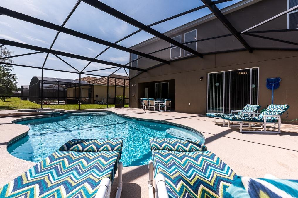 Best Orlando Luxury 6 Bedroom Villa Kissimmee Fl Booking Com With Pictures