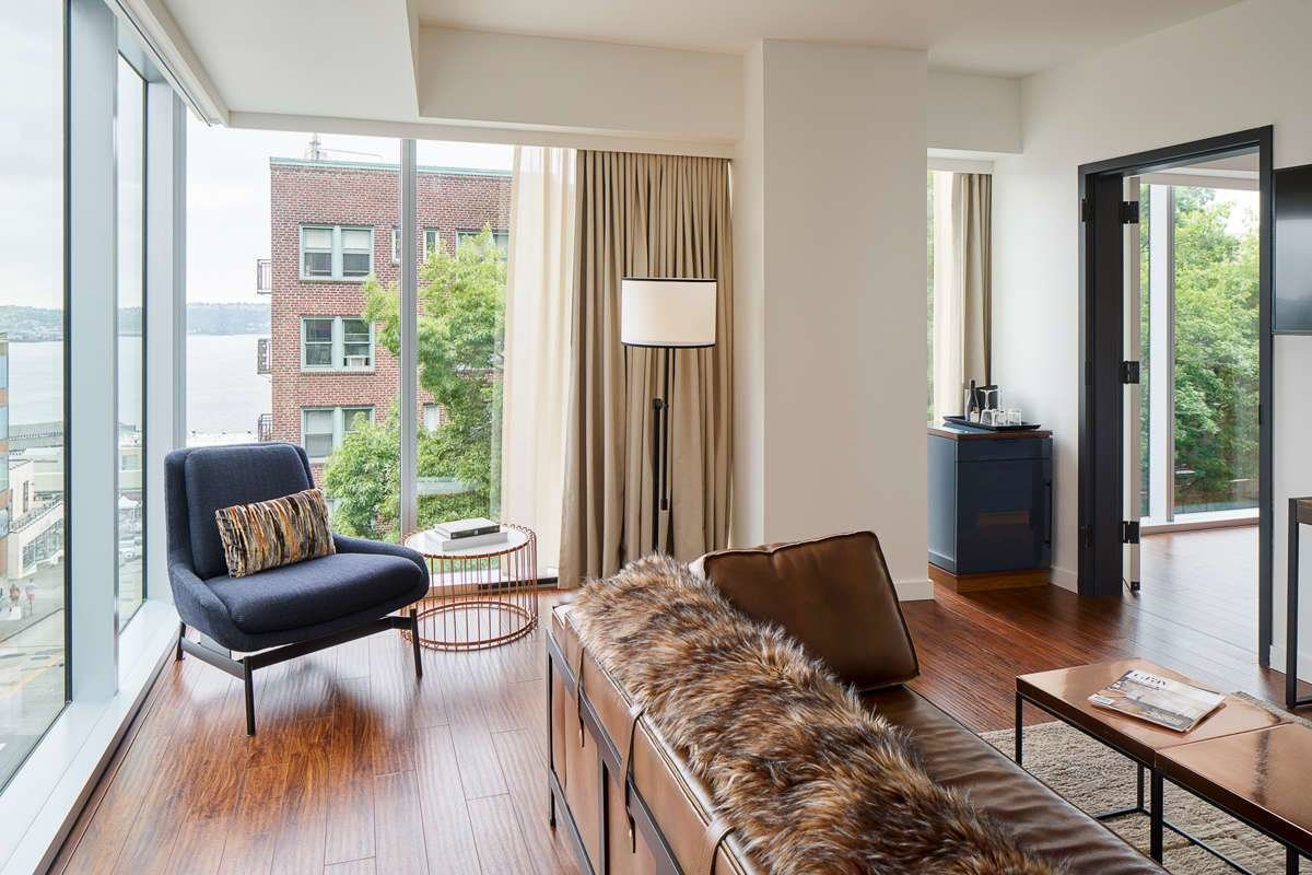 Best 2 Bedroom Suites In Seattle Thompson Seattle Two Bedroom Suites With Pictures