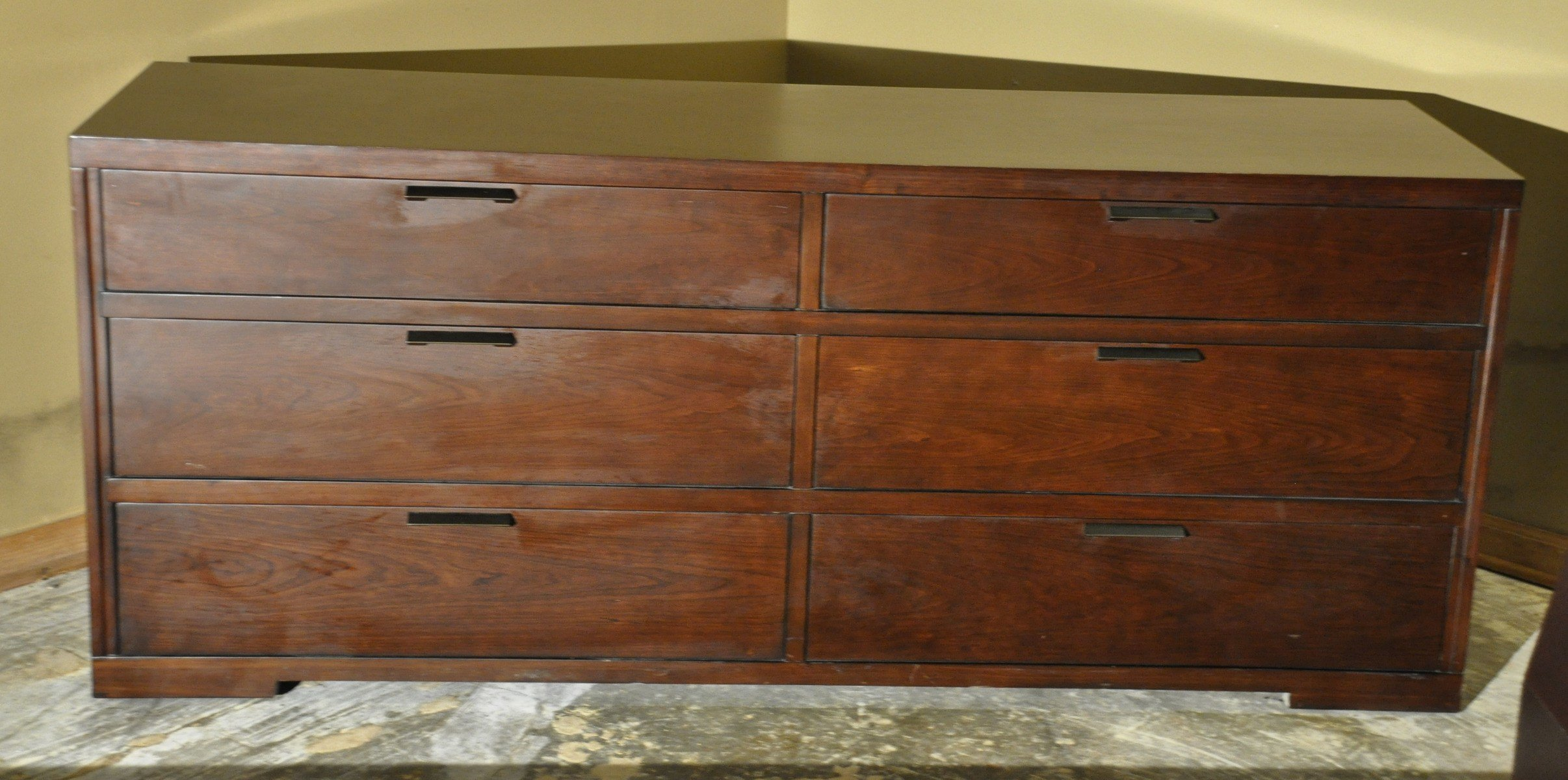 Best Crate Barrel Contemporary Bedroom Set Dresser And King With Pictures