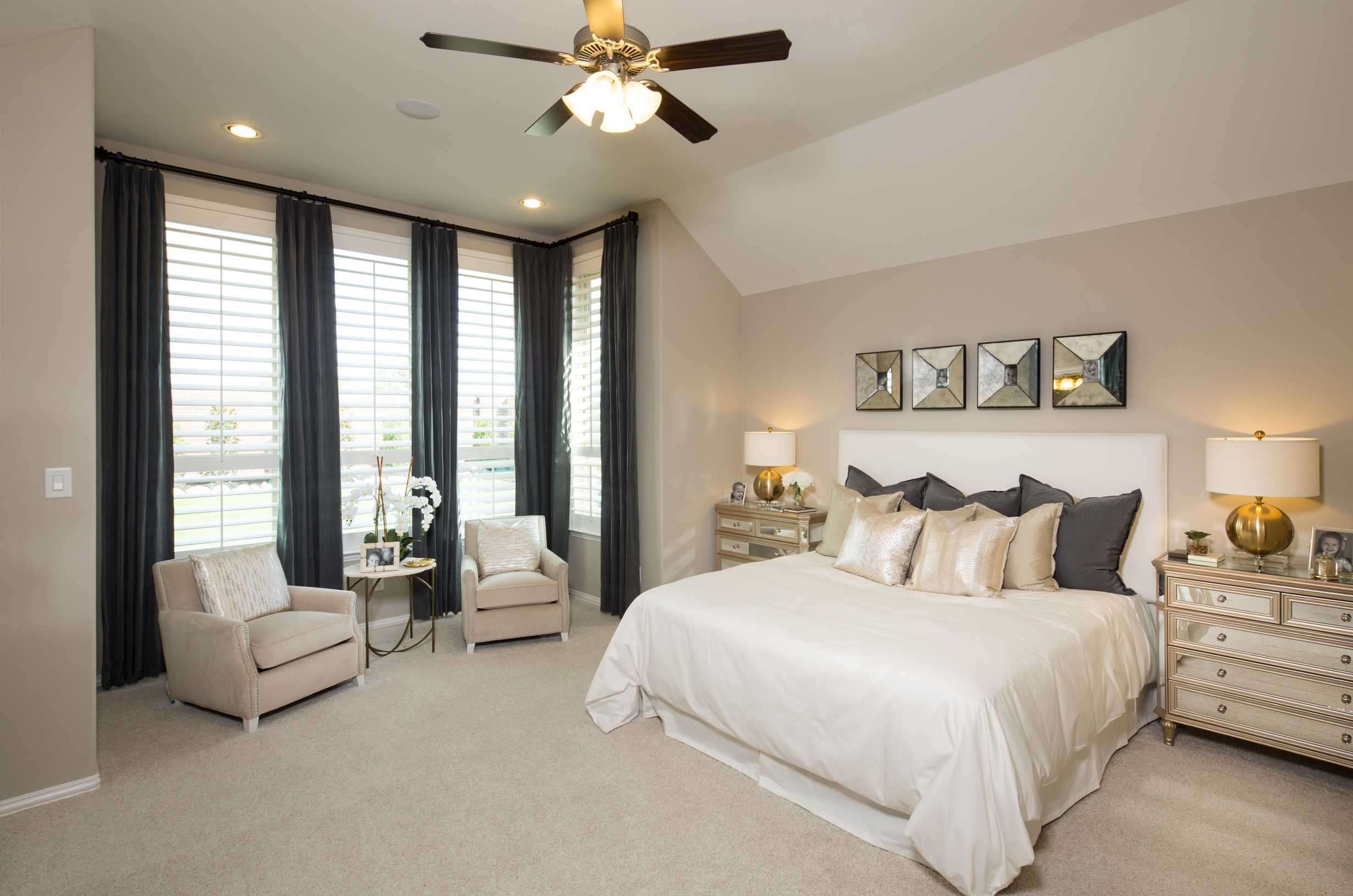Best Model Home In Houston Texas Aliana 55S Community With Pictures