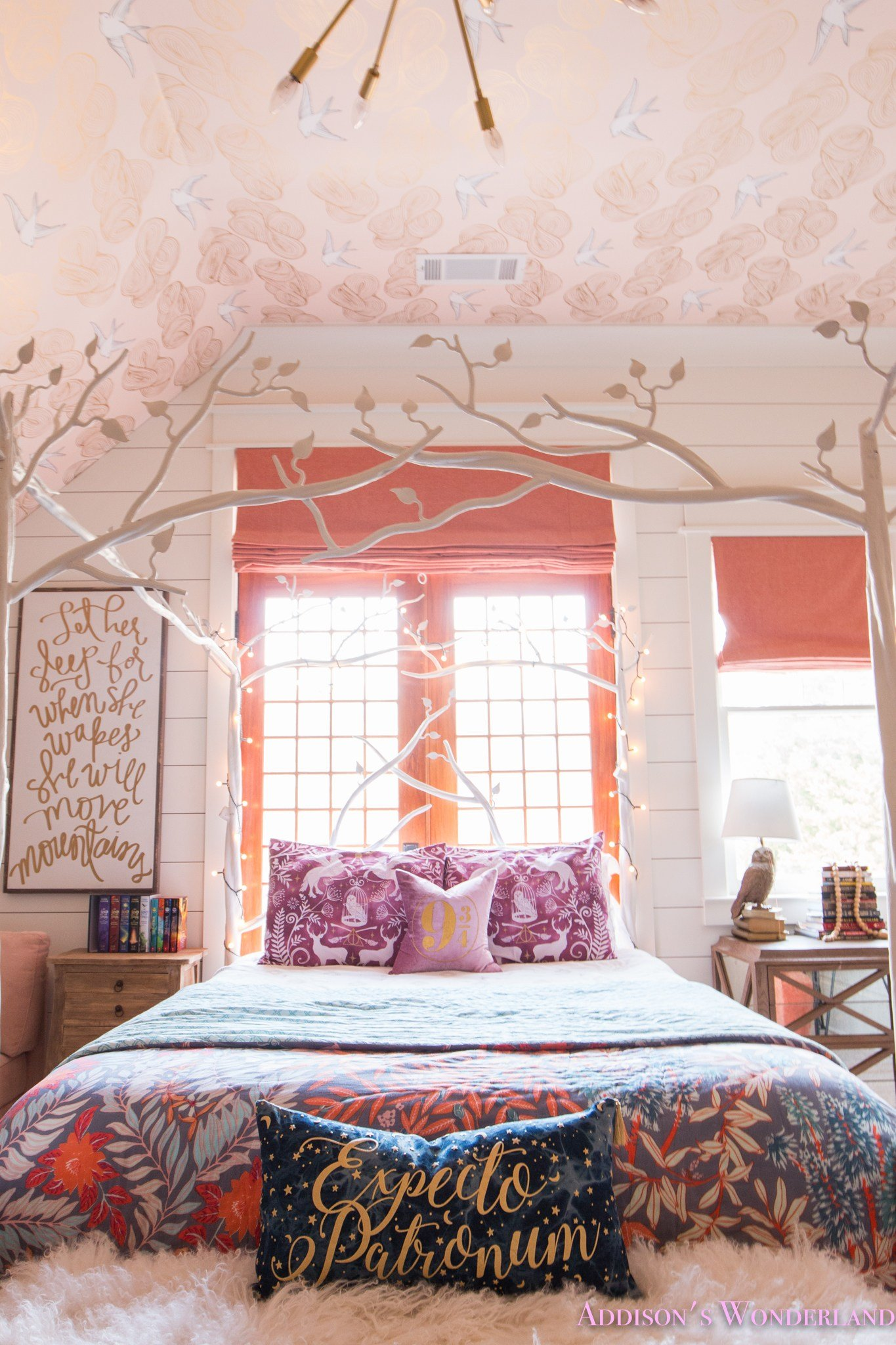Best Creating A Beautiful Harry Potter Themed Bedroom For With Pictures