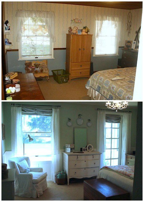 Best Diy Remodeling At Aoc The Bedrooms An Oregon Cottage With Pictures